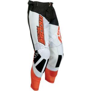 Pantaloni-Pants-Uomo-Moto-Cross-Enduro-Trial-Quad-Moose-Racing-M1-Nero-Arancione