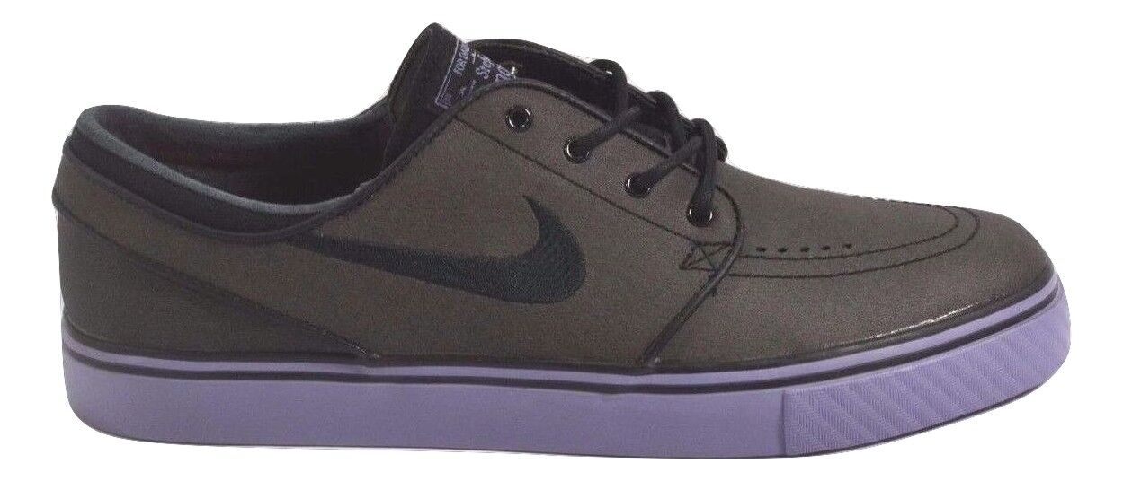 Nike ZOOM STEFAN JANOSKI Skate L Noir Iron Violet Skate JANOSKI Discounted  Hommes  Chaussures 4c9617