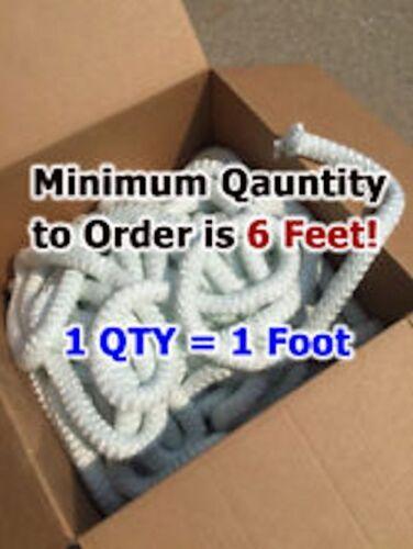 """. Cut to Size 6 Feet Minimum Outdoor Wood Stove 1/"""" Fiberglass Door Gasket"""