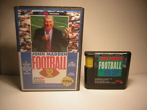 Sega-Megadrive-Game-John-Madden-Football-92-Mega-Drive