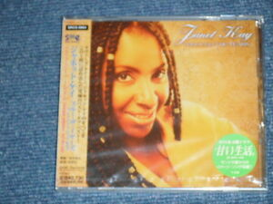 JANET-KAY-Japan-1999-PROMO-Brand-new-SEALED-CD-THROUGH-THE-YEARS-GREATEST-HITS