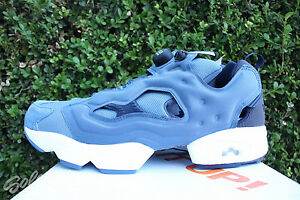 Image is loading REEBOK-INSTAPUMP-FURY-TECH-SZ-8-5-ROYAL-