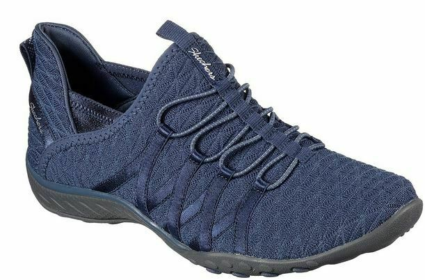 Skechers Relaxed Fit  Breathe Easy-Viva-City Damen Schuhe Turnschuhe Turnschuhe Turnschuhe 23048(Blau-SLT ef5