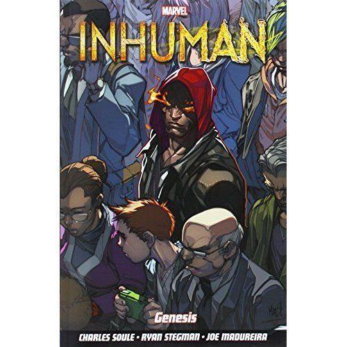 1 of 1 - Inhuman Vol. 1 by Charles Soule (Paperback, 2014)