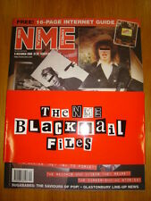 NME 2000 DEC 9 SUGABABES BLUE BEASTIE BOYS WU-TANG CLAN