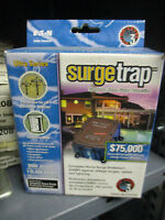 Cutler Hammer Surge Trap, Complete Home Surge Protection-