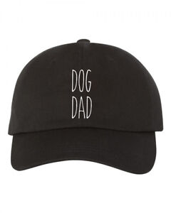 Dog Dad Unstructured Hat