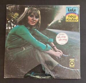 Lulu-New-Routes-Duane-Allman-LP-Record-Sealed-Vinyl