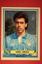 Panini calciatori 1992/93 1992 1993 239 NAPOLI FONSECA OTTIMA/EDICOLA!