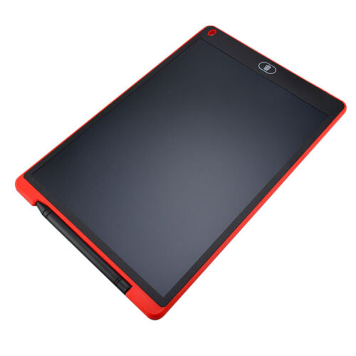 """12/""""Inch LCD e-Writer Tablet//Laptop Writing Drawing Memo Message Boogie Board New"""