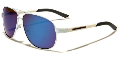 Arctic Blue UV400 complet Anti éblouissement AB28 de lunettes de soleil avec verres en Polycarbonate
