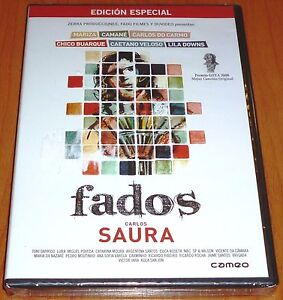 FADOS-Carlos-Saura-Edicion-especial-2-Dvd-Precintada