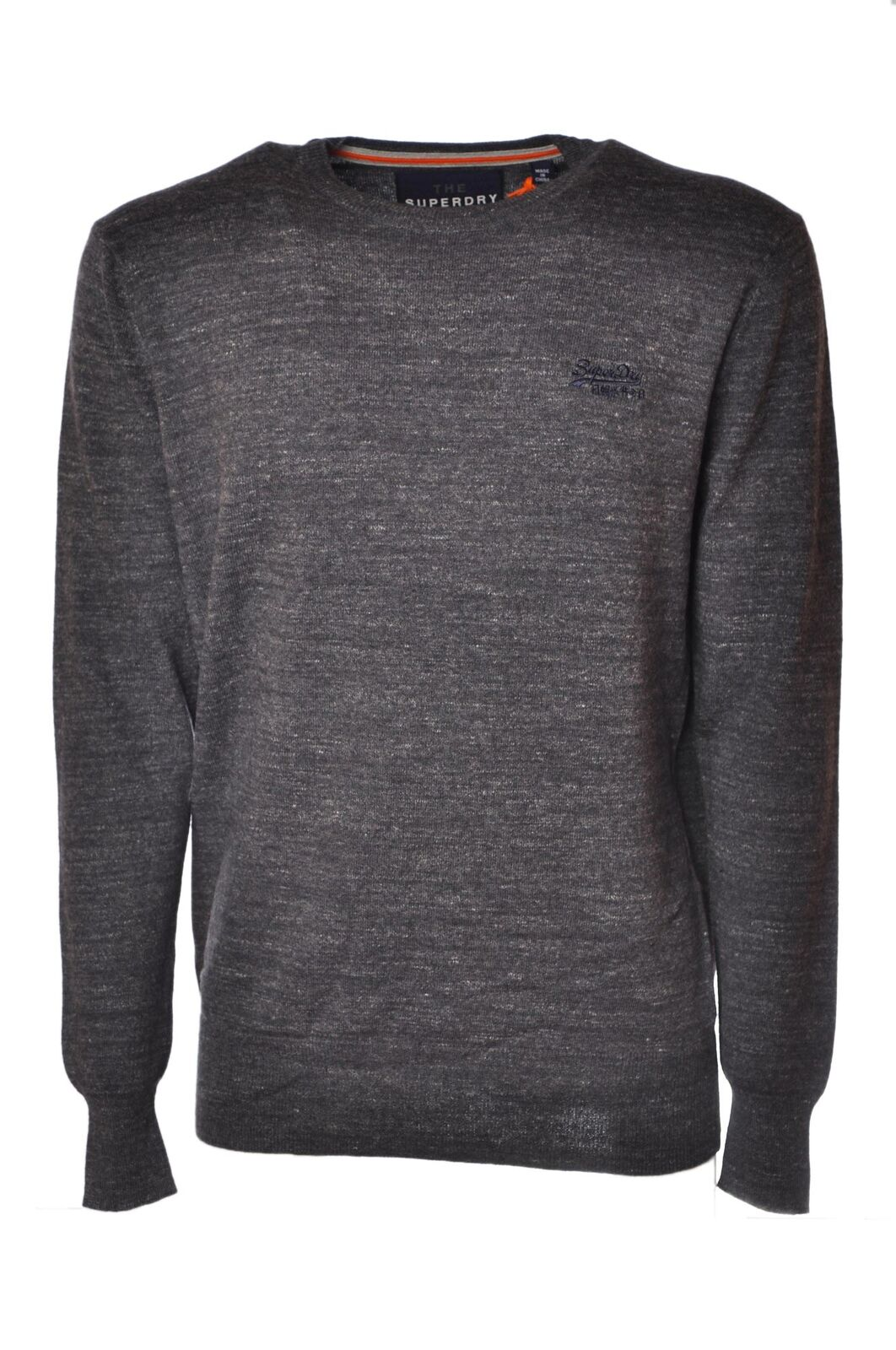Superdry  -  Sweaters - Male - Grau - 4277126A183903