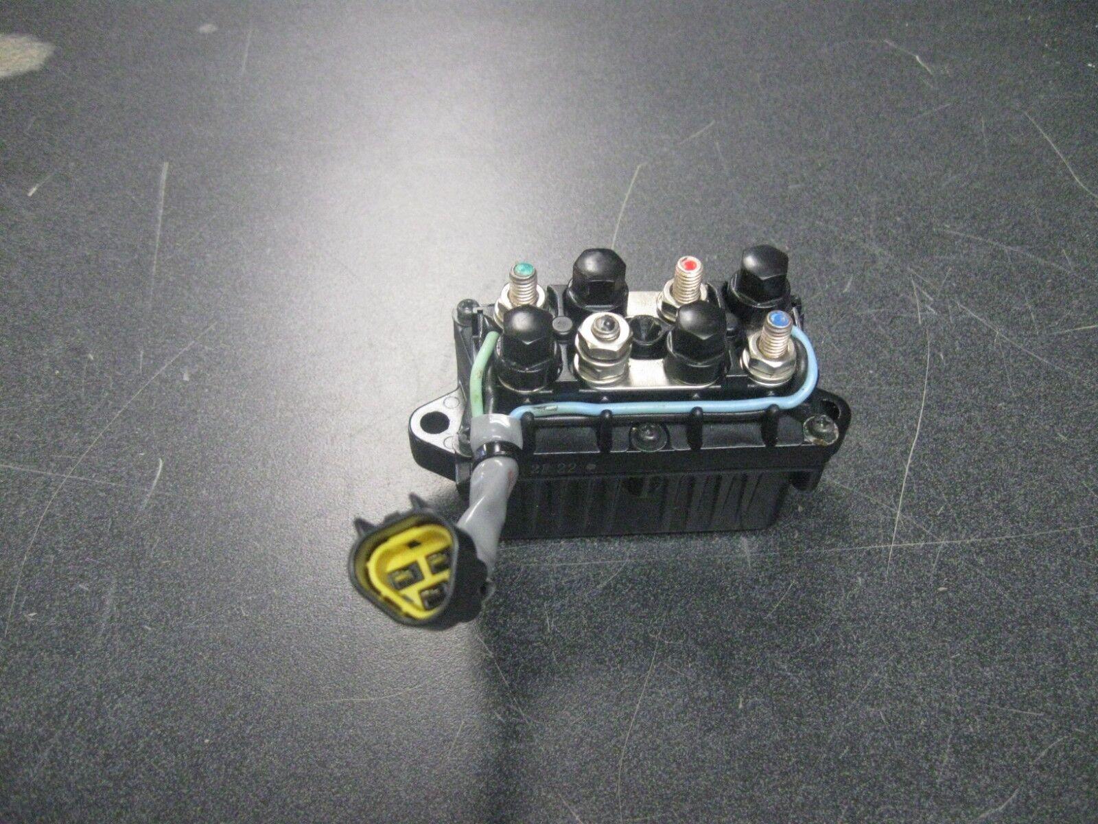 Yamaha Außenborder Rand Neigung und Neigung Rand Relais 61A-81950-00-00 8e7b09