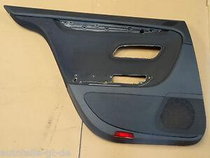 Original-VW-Passat-CC-Turverkleidung-Turpappe-hinten-links-Stoff-3C8867211S-YTV