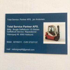 Total Service APS