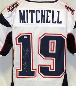Details about Malcolm Mitchell Signed New England Patriots Jersey (PSA) Super Bowl LI Champion