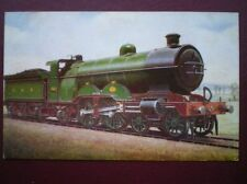 POSTCARD GREAT NORTHERN RLY 4-4-2 LOCO NO 1461