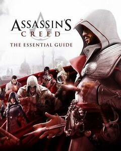 Assassin S Creed The Essential Guide Hardcover Coffee Table