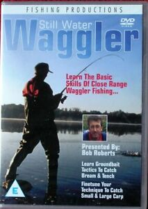 Still-Water-Waggler-DVD-Bob-Roberts-Basic-Skills-Tactics-amp-Techniques-SEALED