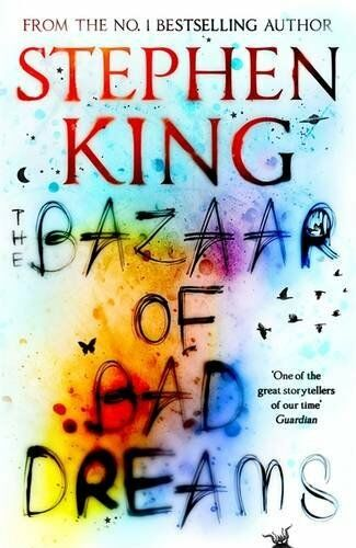 1 of 1 - The Bazaar of Bad Dreams by King, Stephen 1473698928 The Cheap Fast Free Post
