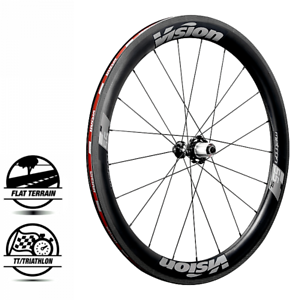 FSA Vision Metron 55  SL Rear Clincher Road Wheel with QR-93  there are more brands of high-quality goods