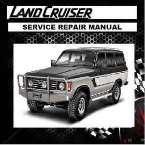 toyota land cruiser fj60 62 hj60 bj60 61 series 2h 12h t 3f workshop rh ebay com au 02 Mazda Protege5 Repair Manuals Chilton Manuals