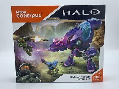Mega Construx Halo Covenant Goblin Battlesuit Halo 5 Grunt Spartan Operator New