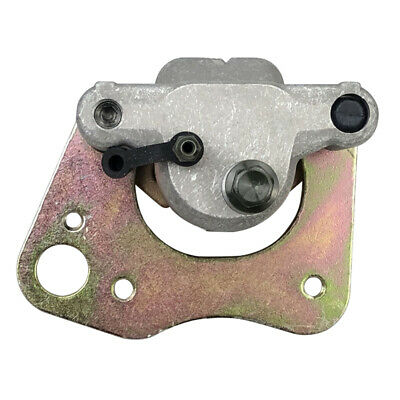 Front /& Rear Brake Caliper For Polaris Sportsman 500 570 800 2008-2014 With Pads