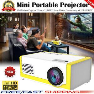 Mini-Portable-Projector-YG300-3D-HD-LED-Home-Theater-Cinema-1080p-AV-USB-UK-HOT