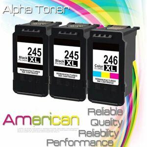 3-PK-PG-245XL-Bk-amp-CL-246XL-Ink-For-Canon-PIXMA-iP2820-MG2420-MG2520-MX490-MX492