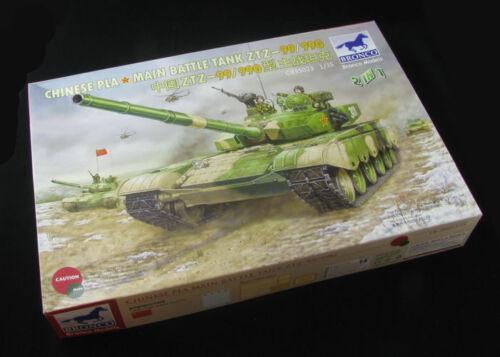 BRONCO CB35023 1//35 Chinese PLA Main Battle Tank ZTZ-99//99G