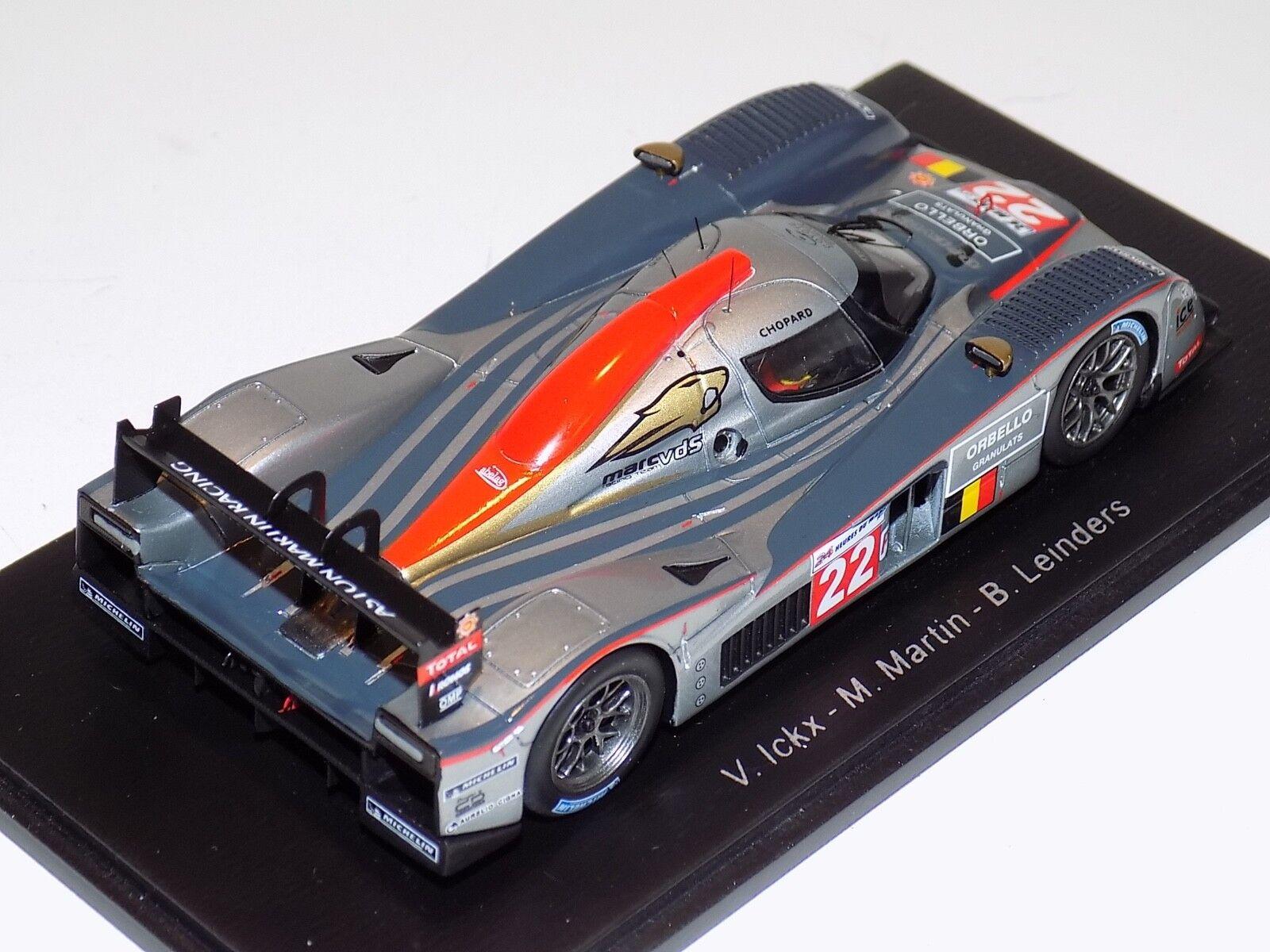 1 43 Spark Lola Lola Lola Aston Martin Car Kronos  th 2011 24 H of Le Mans  S2529 c8107c