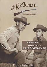 The Rifleman: Season 2, Vol. 1 (DVD, 2015, 4-Disc Set)