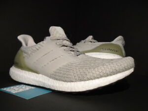 19bd21d1b13ec ADIDAS ULTRA BOOST 3.0 OLIVE COPPER PEARL GREY TRACE CARGO WHITE NMD ...