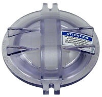 Hayward Super Ii Swimming Pool Pump Clear Strainer Cover Replacement   Spx3000d