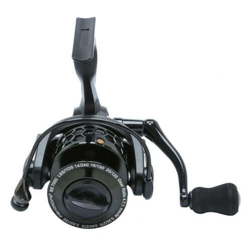 12 1BB 5.5:1 Fish Spinning Reel Left//Right Handle Metal Spool High Speed