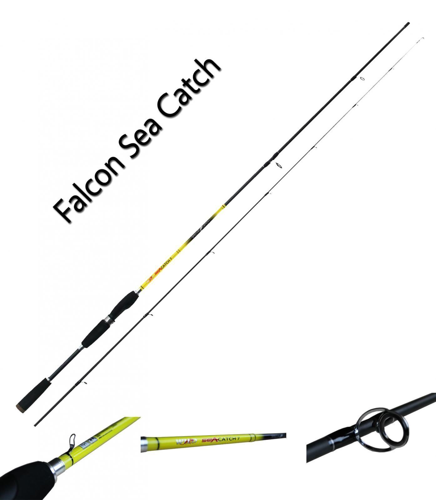 D0900237 Canna Falcon Sea Catch 240 Cm  3 15Gr Finesse Spoon Rock Fishing RN