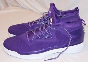 adidas Purple New Mens Basketball Shoes