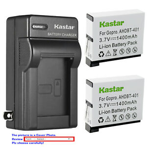 Kastar-Battery-Wall-Charger-for-Gopro4-GoPro-AHDBT-401-GoPro-AHBBP-401-Battery