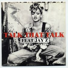 Rihanna feat. Jay Z Maxi-CD Talk That Talk - 2-track in cardsleeve - 279 890 1