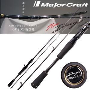 Major Craft Bass & Pike Pesca Hi Performance Baitcasting Rod días