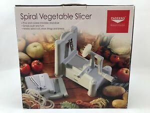 Paderno world cuisine spiral vegetable slicer countertop - Paderno world cuisine spiral vegetable slicer ...