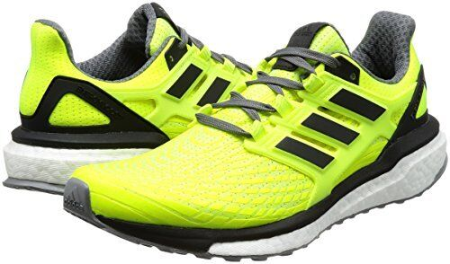 Desarmado yo lavo mi ropa canal  Athletic Shoes Clothing, Shoes & Accessories Adidas Energy Boost Solar  Yellow & Black Running Shoes Men's US Size 9 BB3455 myself.co.ls