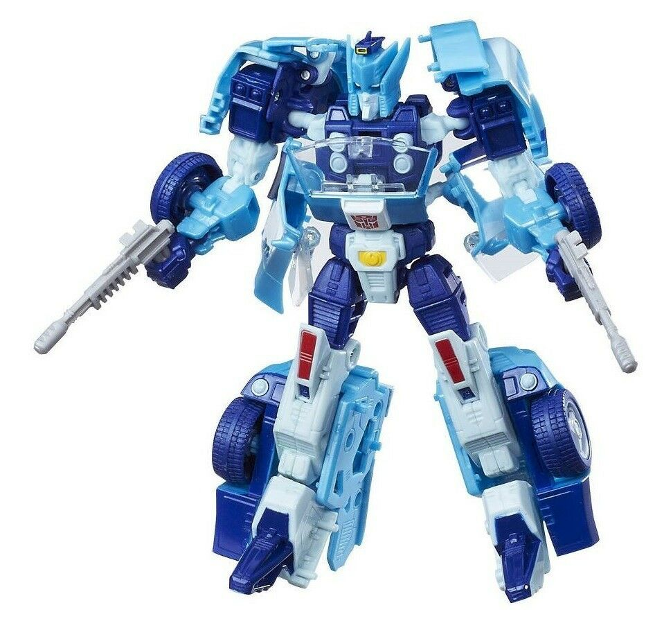 Transformers Platinum Edition Autobot Heroes Transformers The Movie Deluxe bluerr