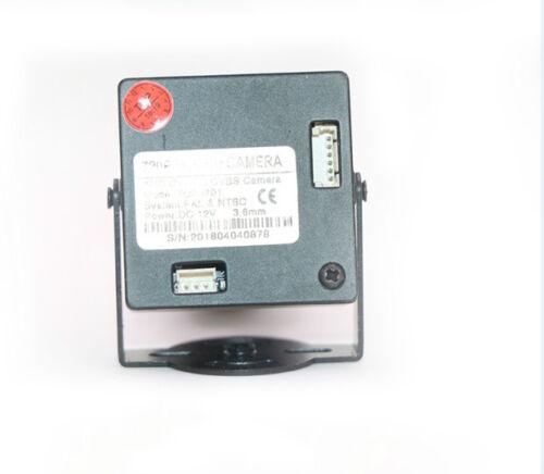 AHD//TVI//CVI//CVBS 4 IN 1 2.8-12mm Adjustable Lens Security CCTV Mini HD Camera