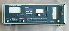 50 kHz to 35MHz 1% 5-1000 Q-Meter Quality meter BM 560 New an-g Fluke,ACL,Prova