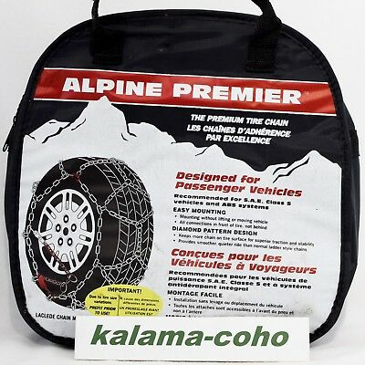 TireChain.com P225//60R14 Priced per Pair. 225//60-14 Cable Link Tire Chains