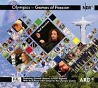 Olympics-Games of Passion von Daniela & NDR Bigband Kerschek Wolf feat. Mercury (2016)