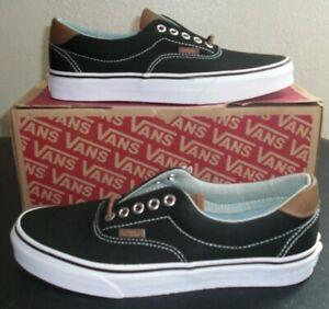 Vans Era 59 Skate Shoes (C\u0026L) Black